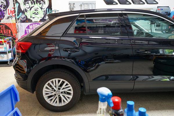 Scheibentönung 85% VW T-Roc aus Offenbach