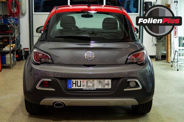 Spoilerfolierung Opel Adam in Obertshausen
