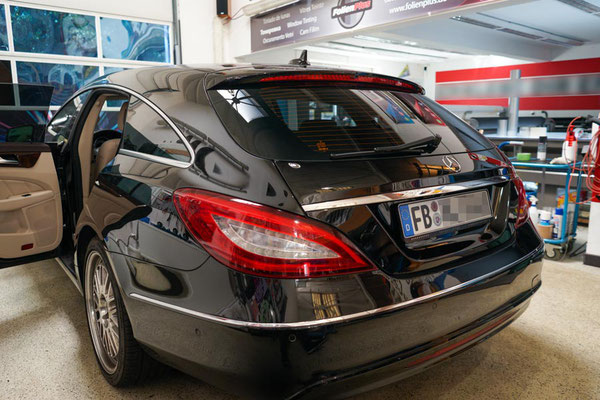 Windowtint Mercedes CLS Shooting Brake