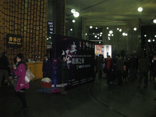 Tournée en Chine (2013)