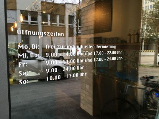 Schuafensterbeschriftung Werkhof102