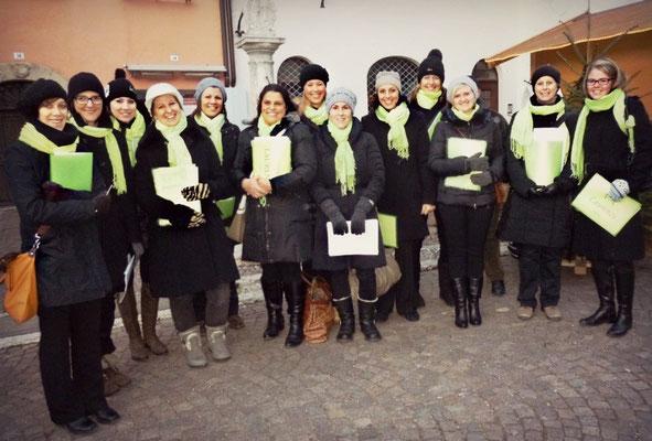 2012 Adventsingen Christkindlmarkt in Neumarkt