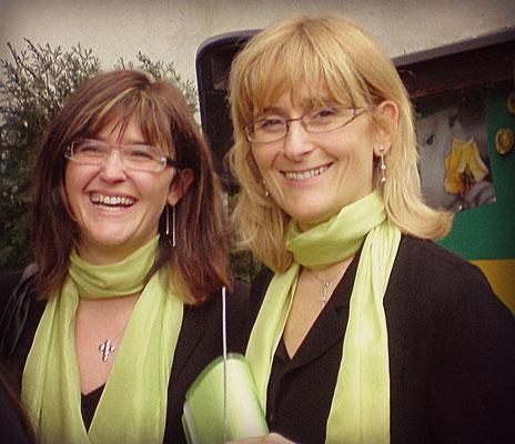 2007 Hochzeit Kathrin und Michl