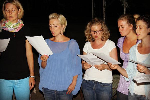 2014 Canti per la nostra futura sposa Katharina