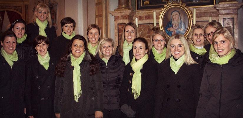2012 Adventsingen in Rentsch