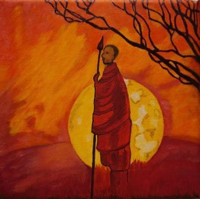 Afrikaan, Thea de Bruin