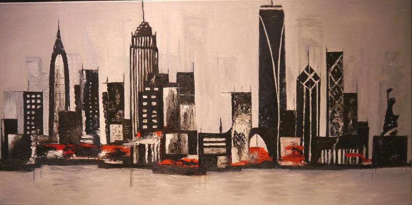 Manhattan, Ineke Schoenmaker