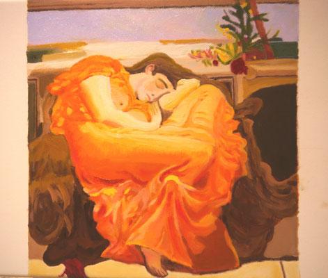Slaapster, Ellen Kerseboom