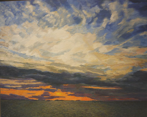 Sunset, Carla Guit