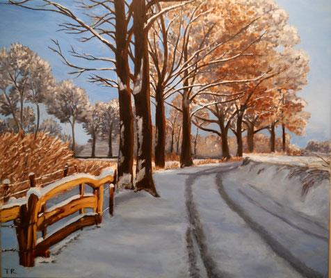 Winter, Trix Reith