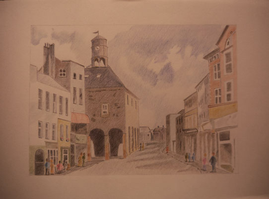 Kilkenny highstreet, Corrie Rice