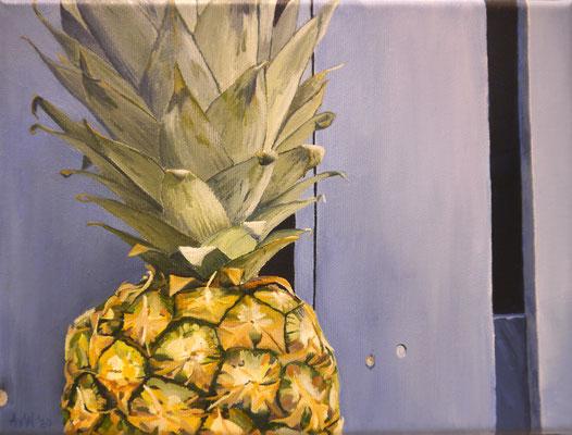 Tropisch fruit , Alina v.d Hulst