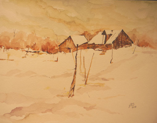Winter. Gonnie Huysmans