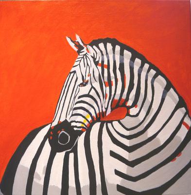 Zebra, Hannie du Pau