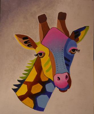 Giraf, Carien Goddijn