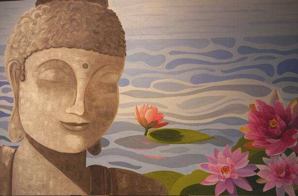 Boeddha, Alina v.d Hulst