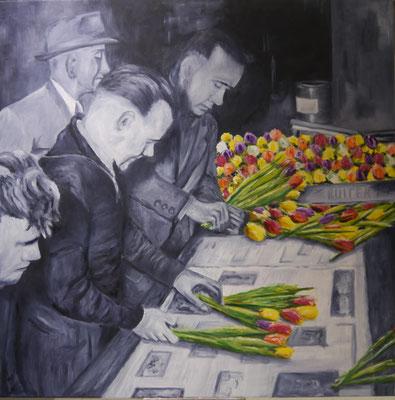 Tulpen bossen, Rene Koek