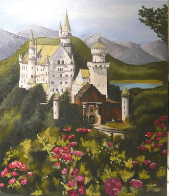 Schloss Neuschwanstein, Ilonka Hogenboom