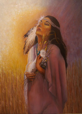 Indiaanse, Ada Bruine de Bruin