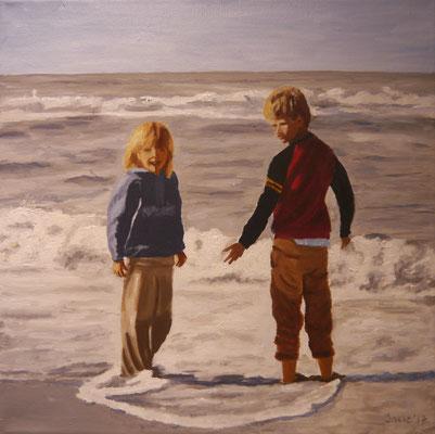 Zoon en dochter, Ineke Schoenmaker