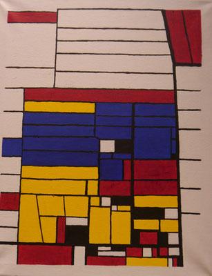 Mijn Mondriaan kavels, Frank Winters