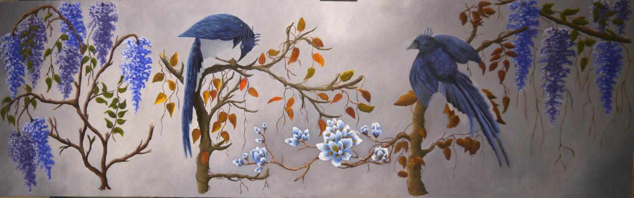 Vogels, Erna van Schaik