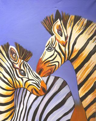 Zebra's, Reginna van Vliet