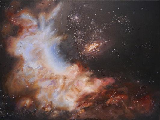 Ergens in het universum, Carla Guit