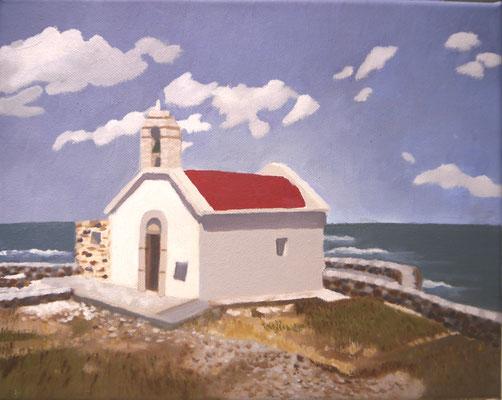 Grieks kapelletje, Adie Esveld