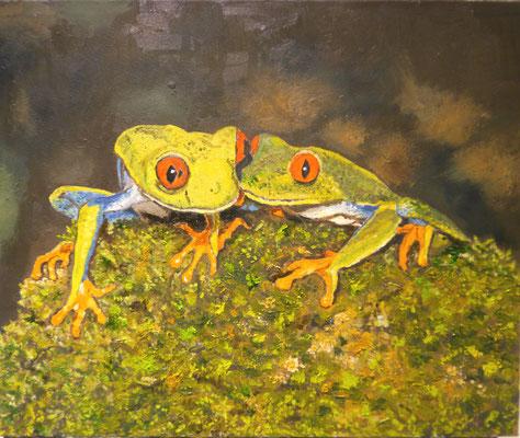 Tropische kikkers , Hellen Richardson