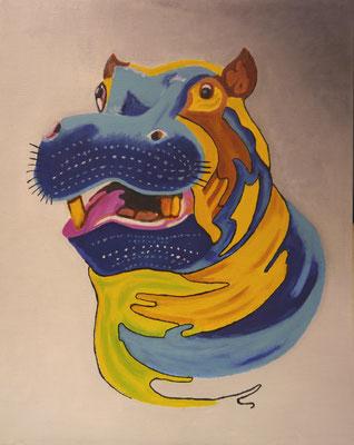 Nijlpaard, Carien Goddijn