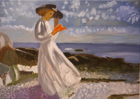 Gone with the wind, Marion van Eijpen