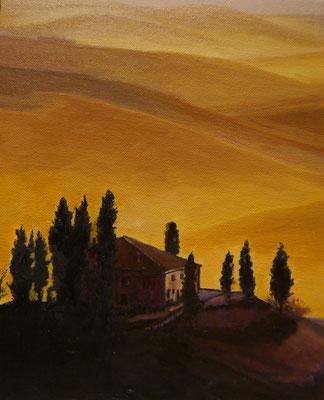 Toscane, Truus ten Brinke