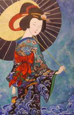 Geisha , Marianne Kars
