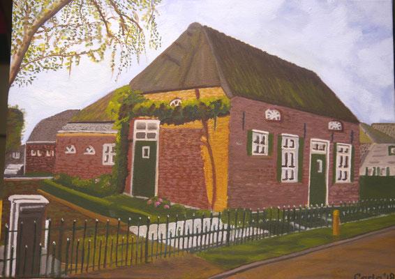 Huis van schoonouders, Carla van Haastrecht