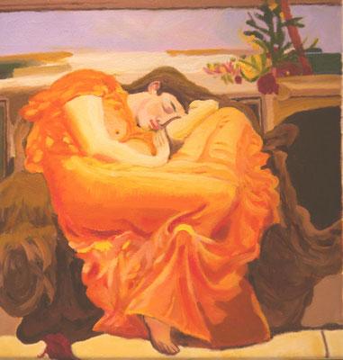 Schone slaapster, Ellen Kerseboom