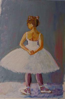 Ballerinaatje, Mieke Jellema