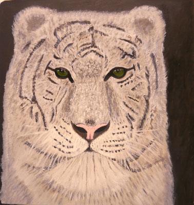 Witte tijger, Gerda du Pau