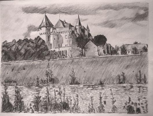Frans slot , Ineke Schoenmaker