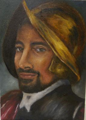 Conquistador, Rene Koek