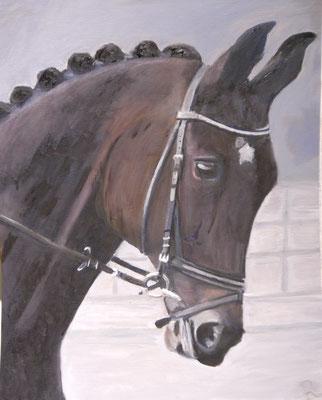 Paardenhoofd, Regina Blom