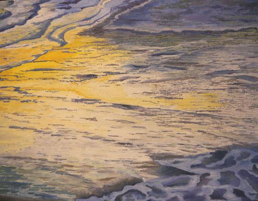 Water, land, Helen Richardson