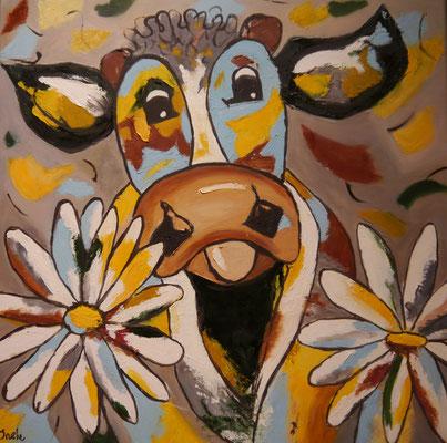 Funny cow, Ineke Schoenmaker