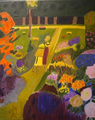 Garden of Eden, Marion Eypen