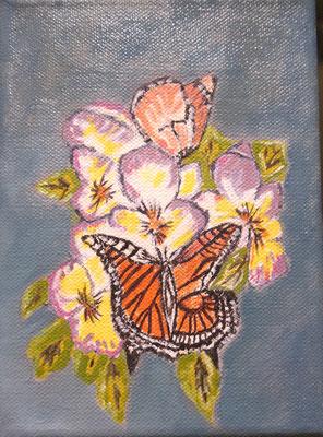 Vlinder , Ton Nijhuis