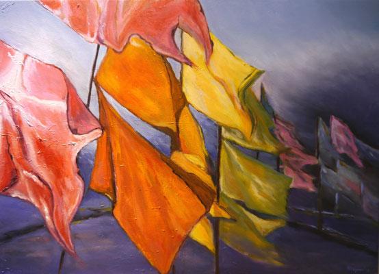 Gebedsvlaggen, Hedi Hegeman