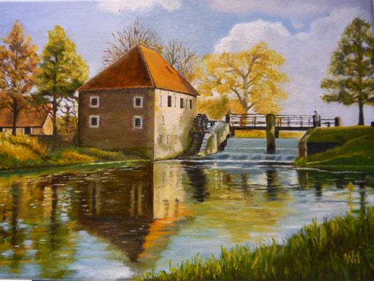 Watermolen, Wil Kroon