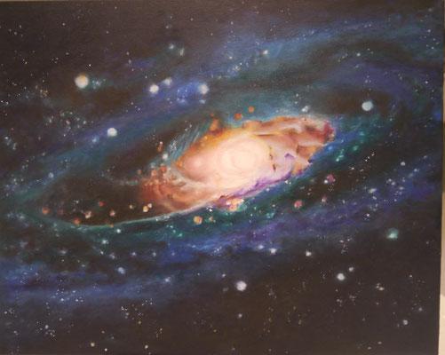 ergens in de kosmos, Petra Ummenthan