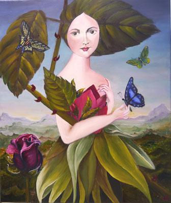 I never promised you a rosegarden, Marjan Kars