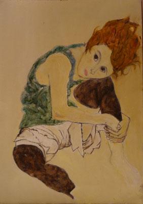 Vrouw, Gery van der Laan